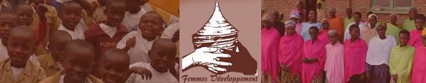 bannière don femmes développement