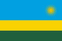 Drapeau Rwanda