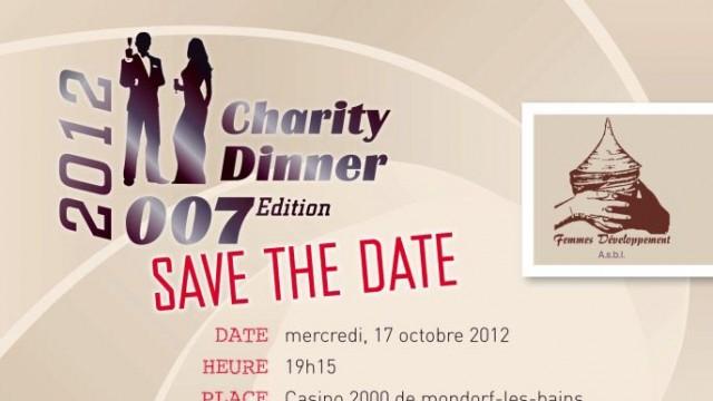 Charity Dinner 2012 vignette