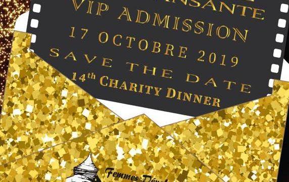 Charity Dinner 2019
