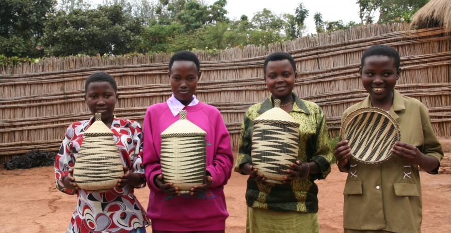 Panier Rwanda - Agaseke