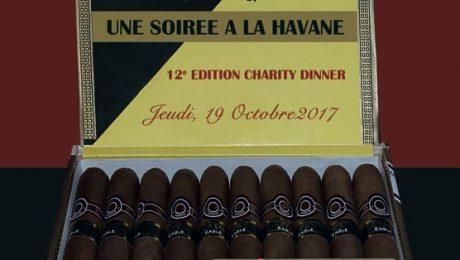 Charity Dinner 2017 sur le thème de la Havane - Femmes développement A.S.B.L